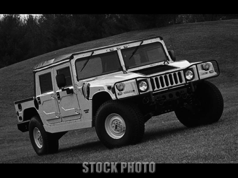 1998 Hummer H1 Open Top - Excellent Condition - Many Custom Options!