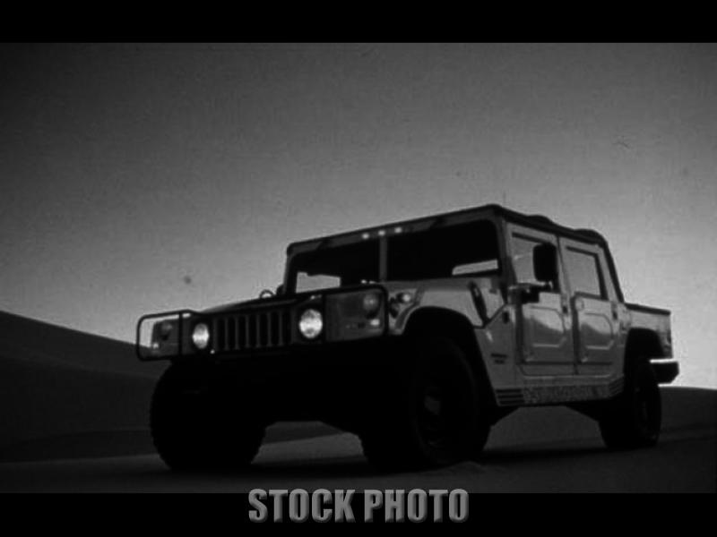 Used 2000 AM General Hummer Open Top