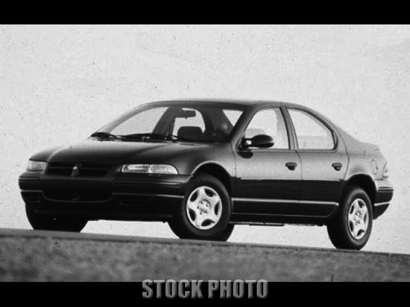Used 1997 Dodge Stratus 4dr Sdn Base