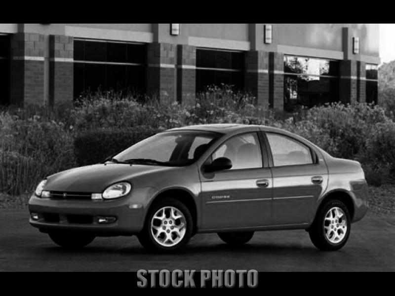 Used 2001 Dodge Neon Highline