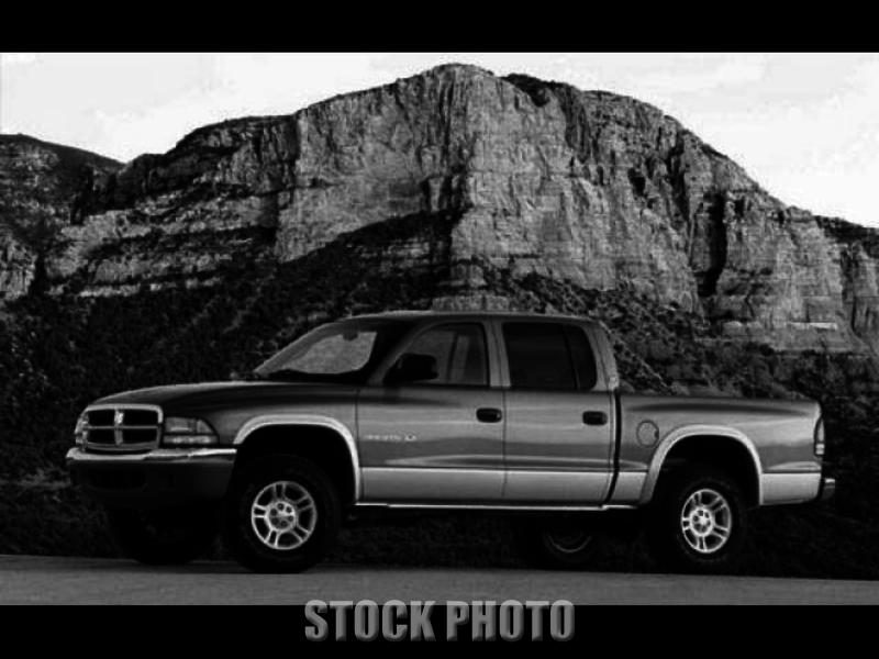 Used 2002 Dodge Dakota