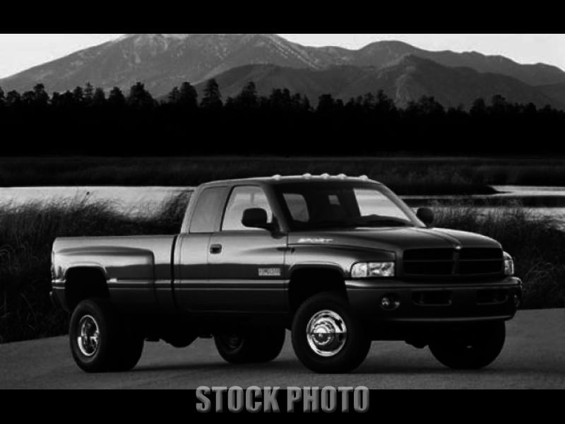 Used 2001 Dodge Ram 3500 Quad Cab Long Bed 2WD