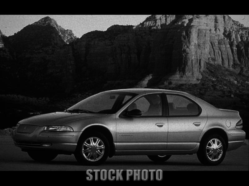 Used 1998 Chrysler Cirrus
