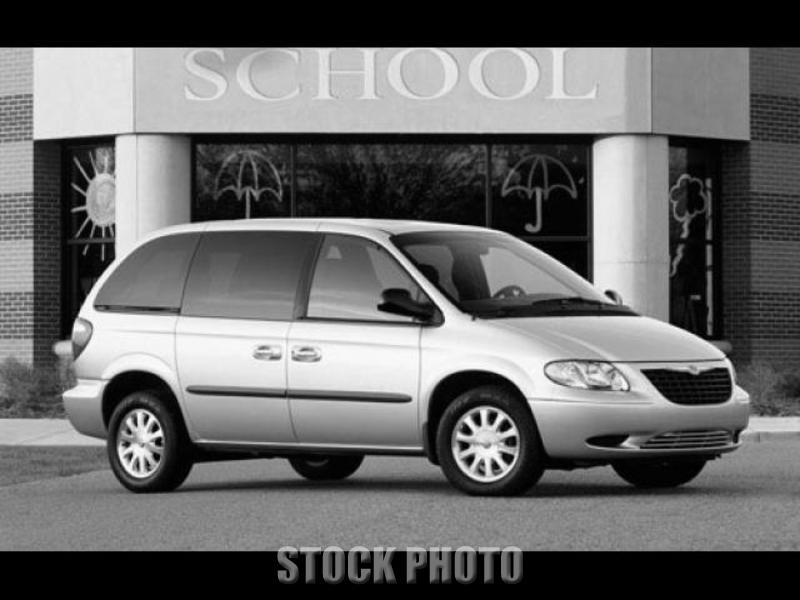 Used 2003 Chrysler Voyager
