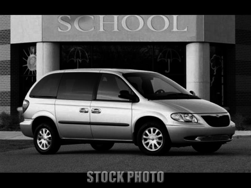Used 2001 Chrysler Voyager