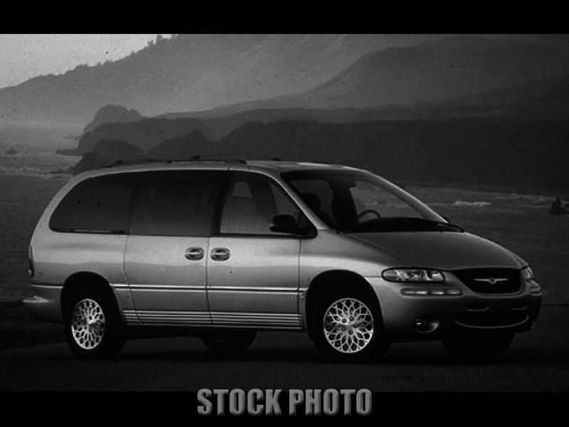 Used 1998 chrysler town & country