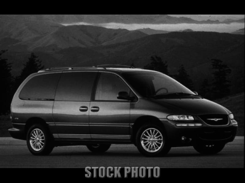 Used 1999 chrysler town & country