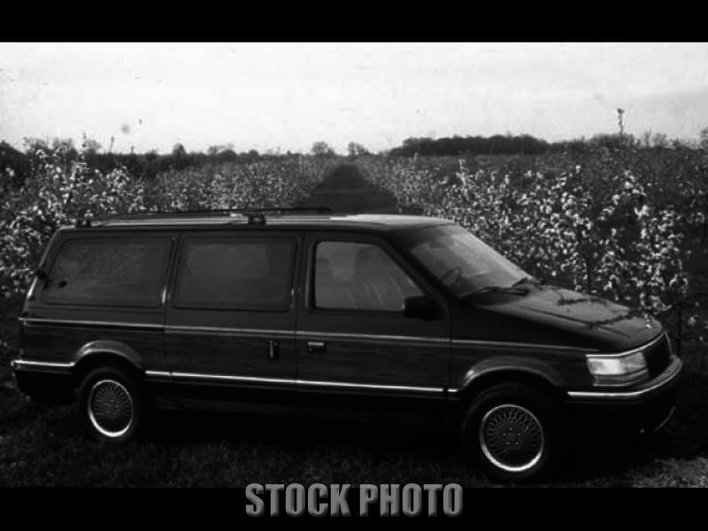 Used 1990 Chrysler Town & Country