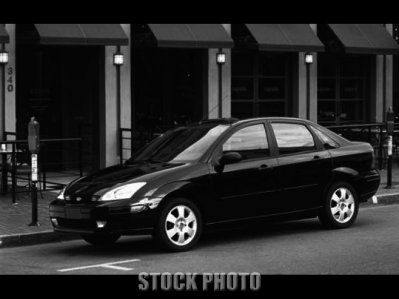 Used 2001 Ford Focus LX