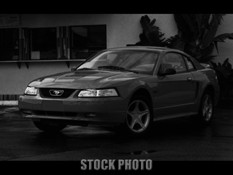 Used 2000 Ford Mustang 2DR CPE