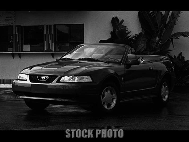 Used 2000 FORD Mustang 2DR CONVERTIBLE