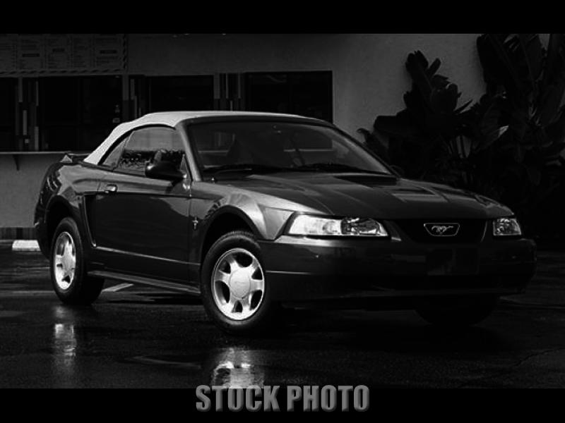 Used 2004 Ford Mustang 2 Door Convertible