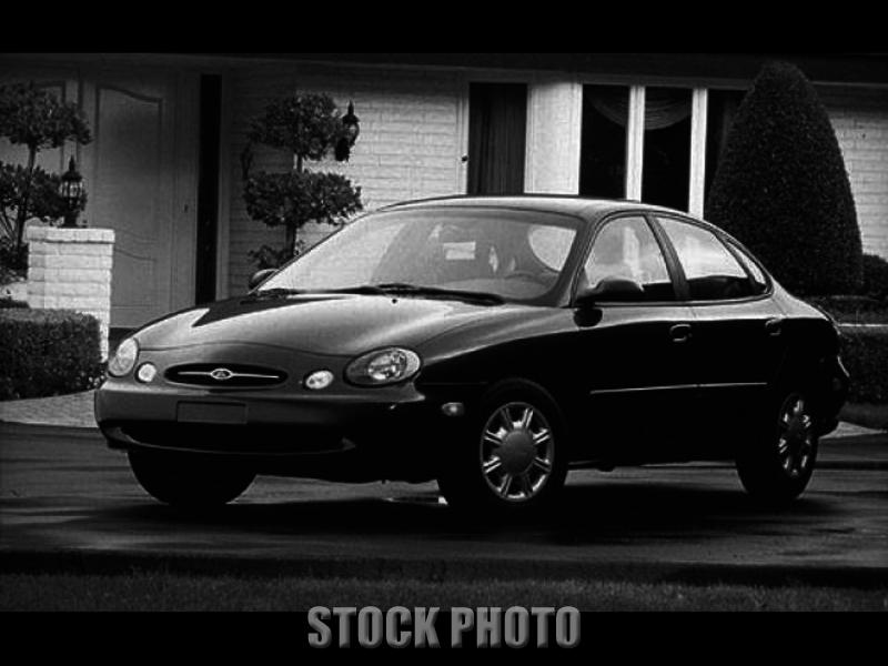 1998 Ford Taurus LX Sedan / 4-Door / 3.0L V6 / Gasoline / KR2190
