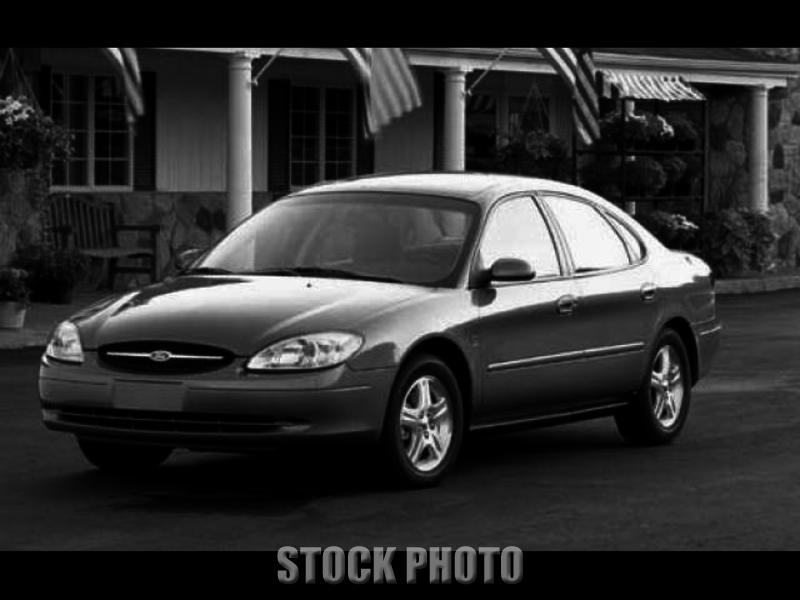 Used 2003 Ford Taurus