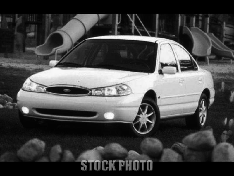 Used 1999 Ford Contour SE Sport 4 Door Sedan