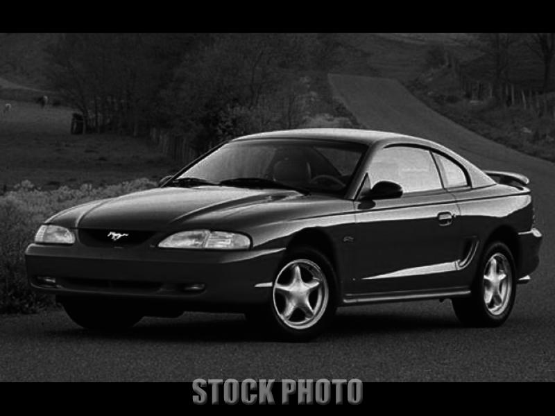 Used 1996 Ford Mustang 2dr Cpe
