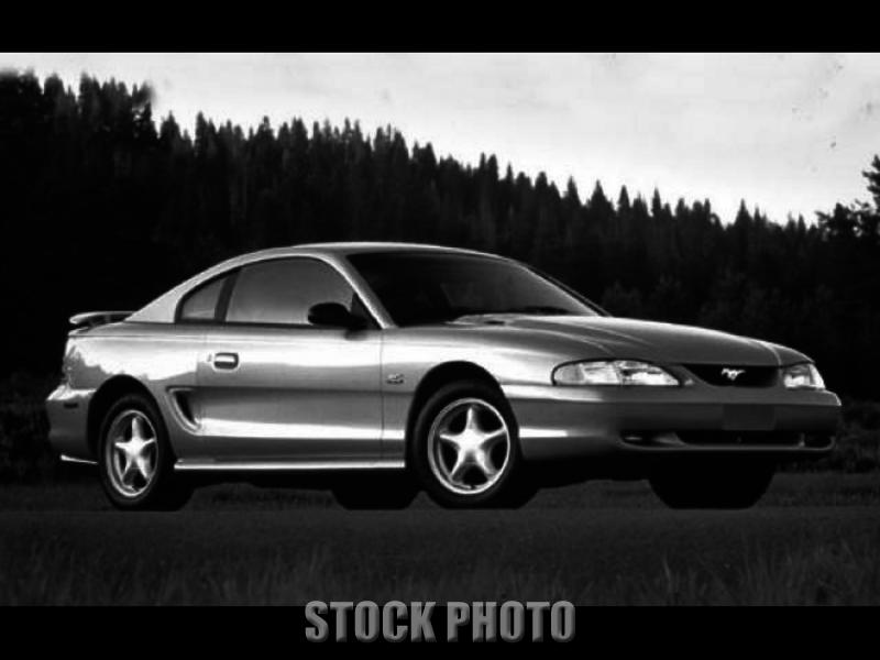 1995 Ford Mustang GT Coupe 2-Door 5.7 351w not cobra,  Saleen