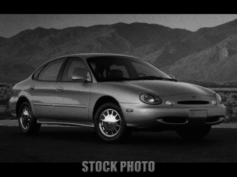 1997 Ford Taurus LX Sedan 4-Door 3.0L