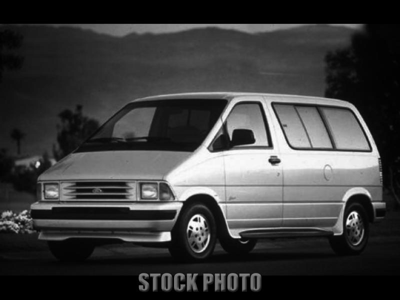 Used 1991 Ford Aerostar Wagon