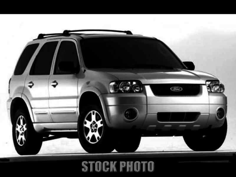 Used 2007 Ford Escape Limited