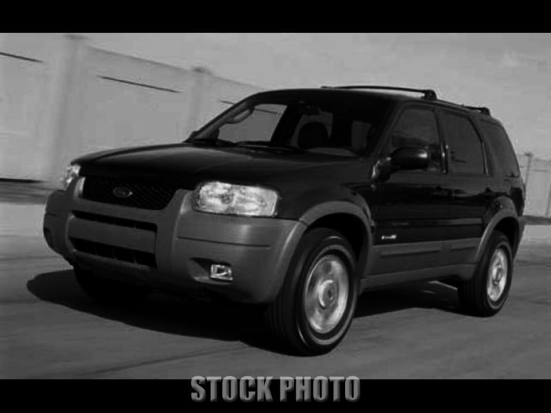 Used 2003 Ford Escape XLS