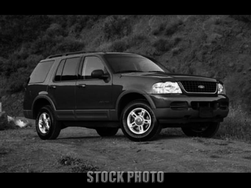 Used 2002 Ford Explorer XLT