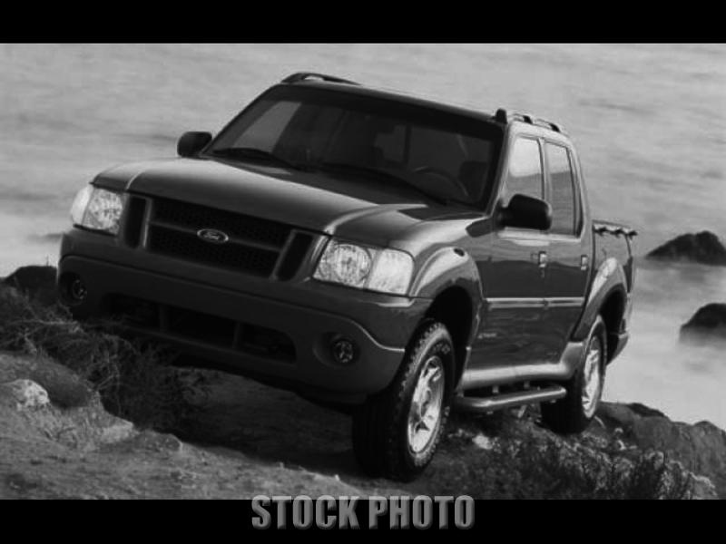 Used 2001 Ford Explorer Sport Trac 4dr 126