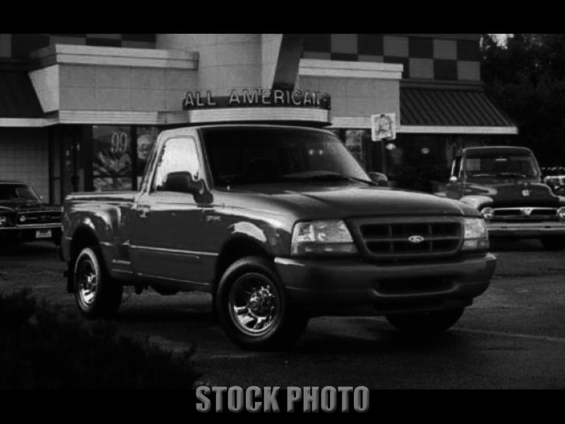 Used 1996 Ford Ranger Splash Reg. Cab 2WD