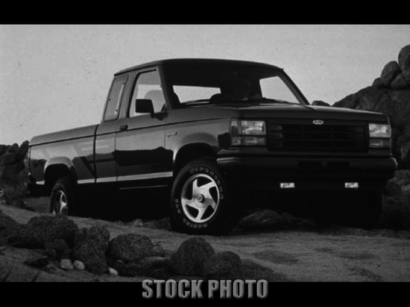 Used 1991 Ford Ranger Super Cab
