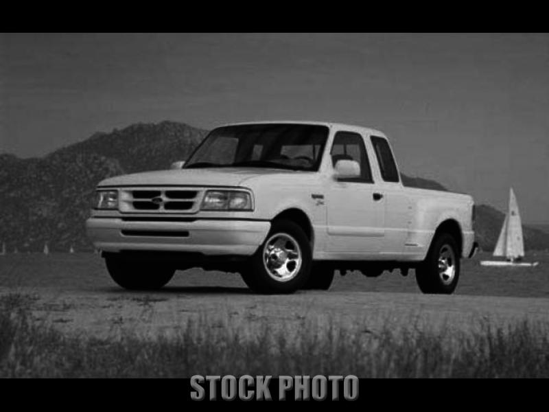 Used 1997 Ford Ranger SUPERCAB 4X4 2D