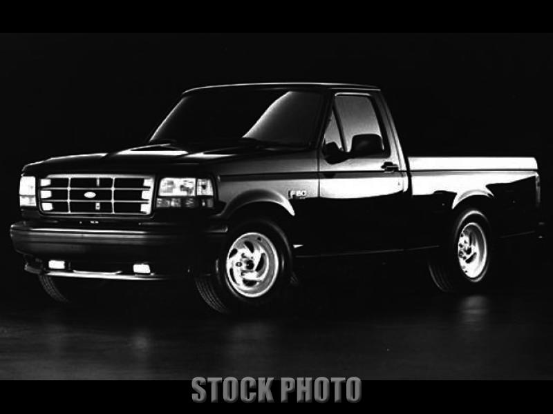 Clean Ford F150 Lightning