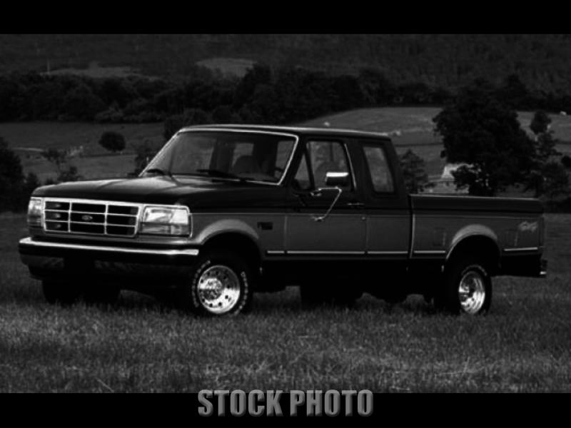 Used 1995 Ford F-150 SPECIAL SUPERCAB