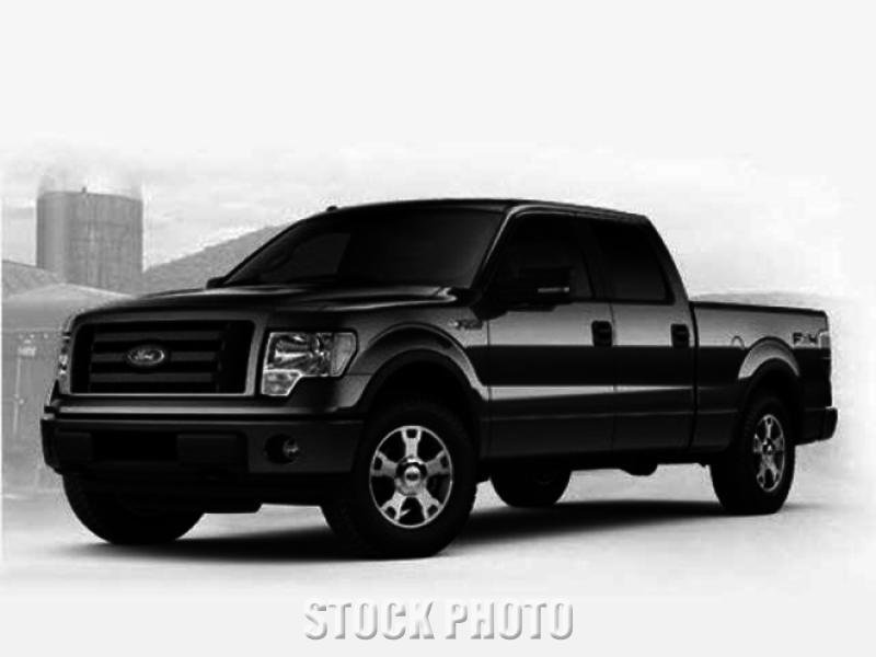 Used 2010 Ford F-150 4WD SuperCrew