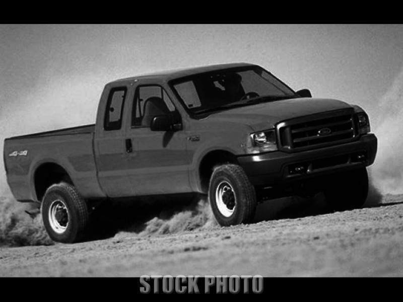 Used 2001 Ford F-250 SD Lariat SuperCab Long Bed 4WD