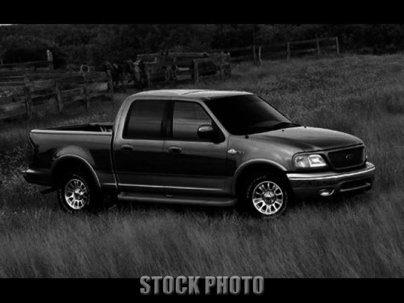 Used 2001 Ford F-150 SuperCrew XLT