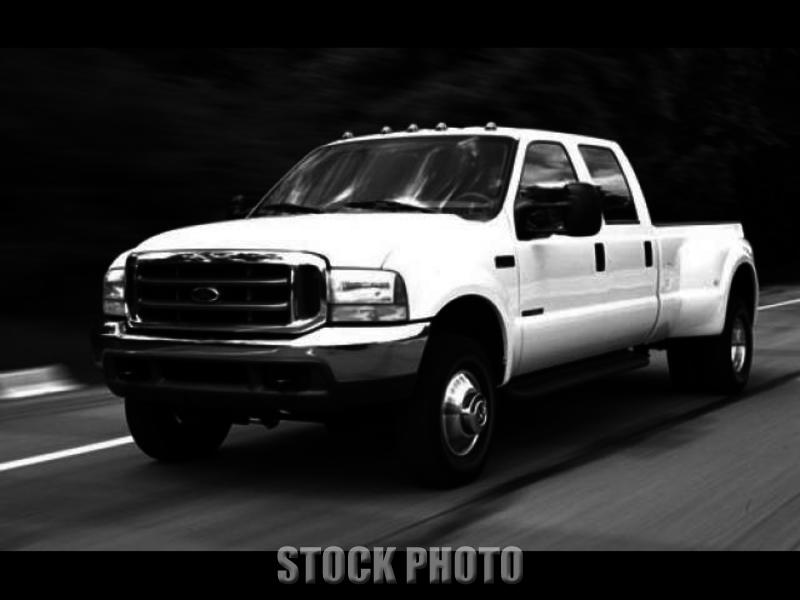 Used 2001 Ford F-350 Super Duty Lariat Crew Cab 4x4