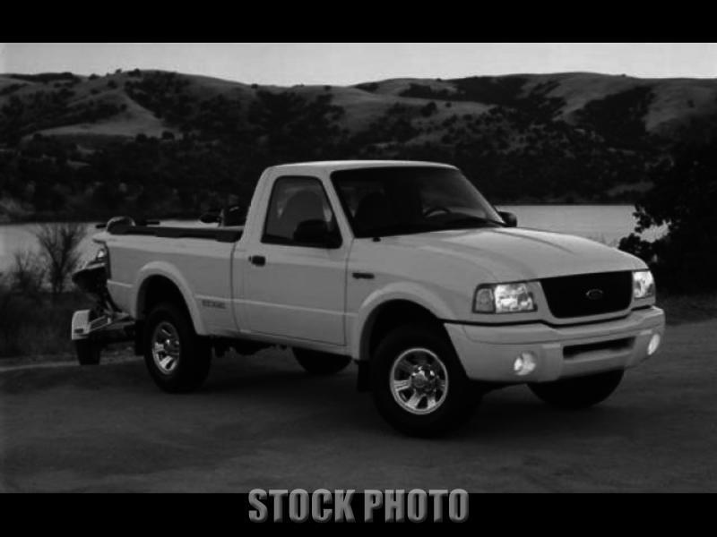 Used 2002 Ford Ranger XL Fleet