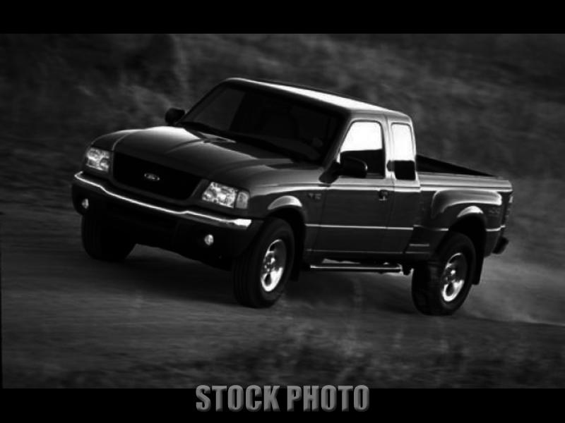 Used 2001 Ford Ranger XLT