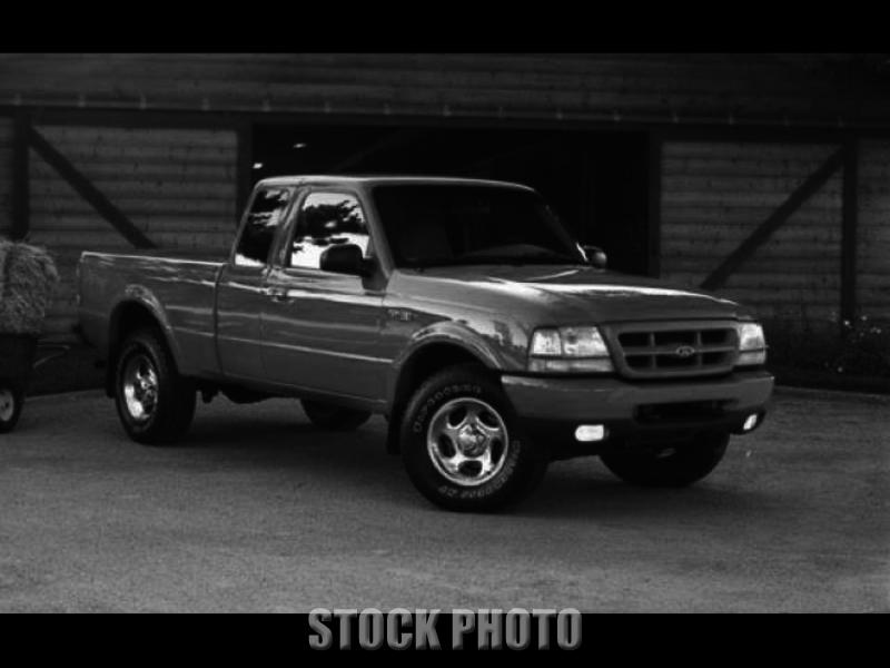 Used 1999 Ford RANGER SUPER CAB XLT