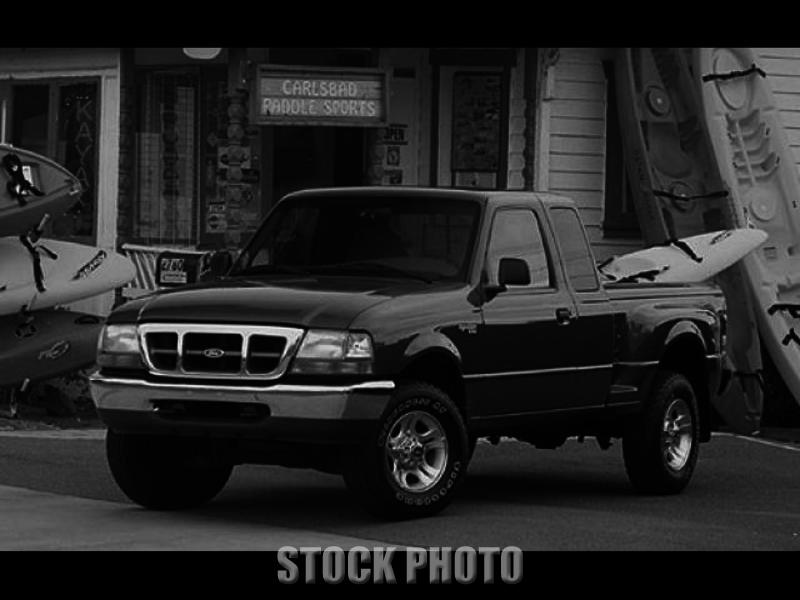 1998 Ford Ranger XLT 4X4 Extracab Stepside Pickup
