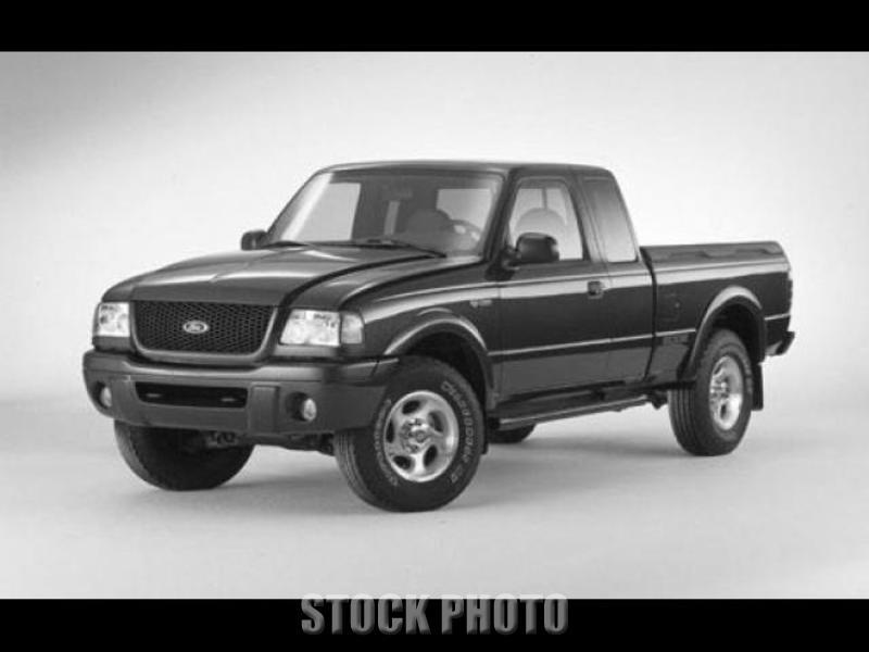 Used 2002 Ford Ranger XLT Appearance