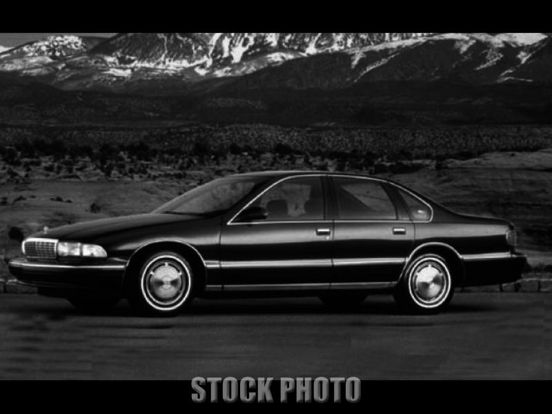 Used 1995 Chevrolet Caprice Cl