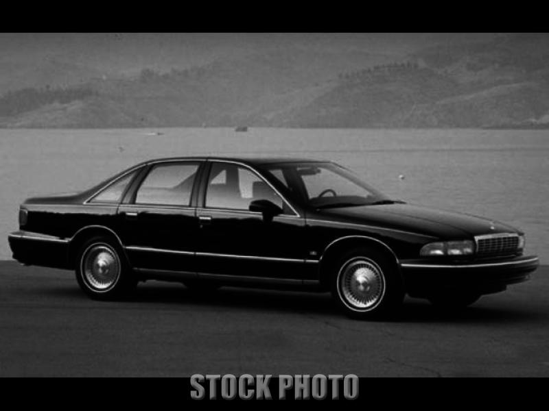 Used 1994 Chevrolet Caprice Classic LS Sedan 4D