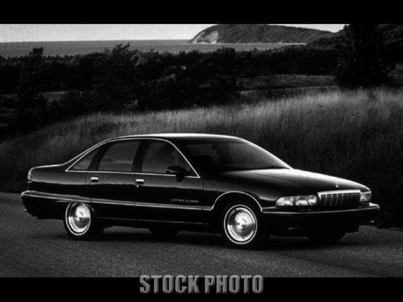 Used 1991 Chevrolet Caprice Classic