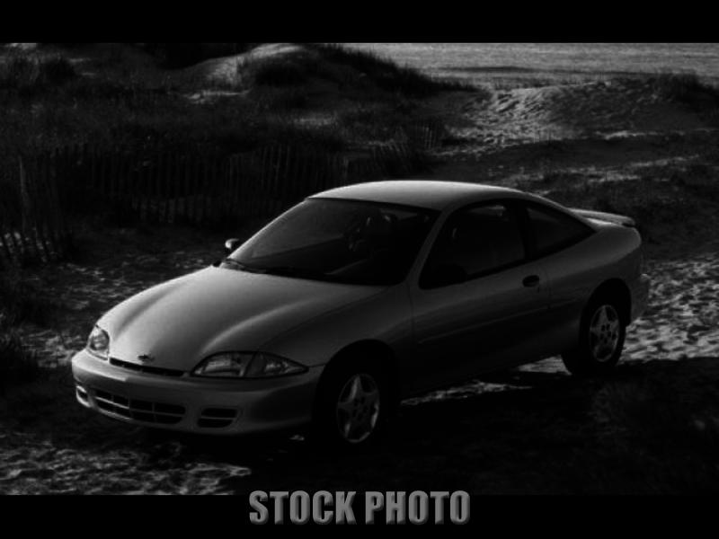 Used 2001 Chevrolet Cavalier 2dr Cpe