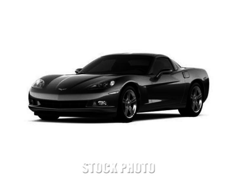 Miami Florida 2010 Grey Corvette