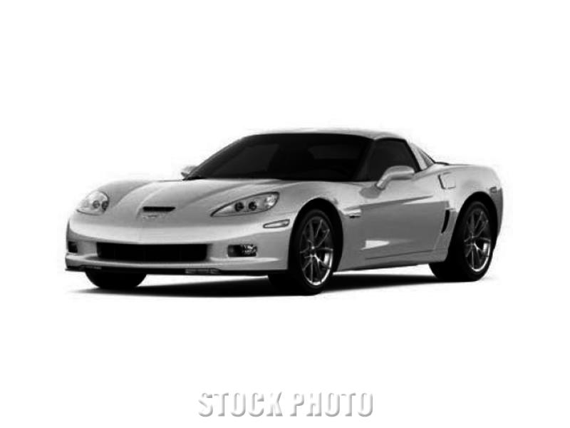 Used 2010 CHEVROLET CORVETTE Z06