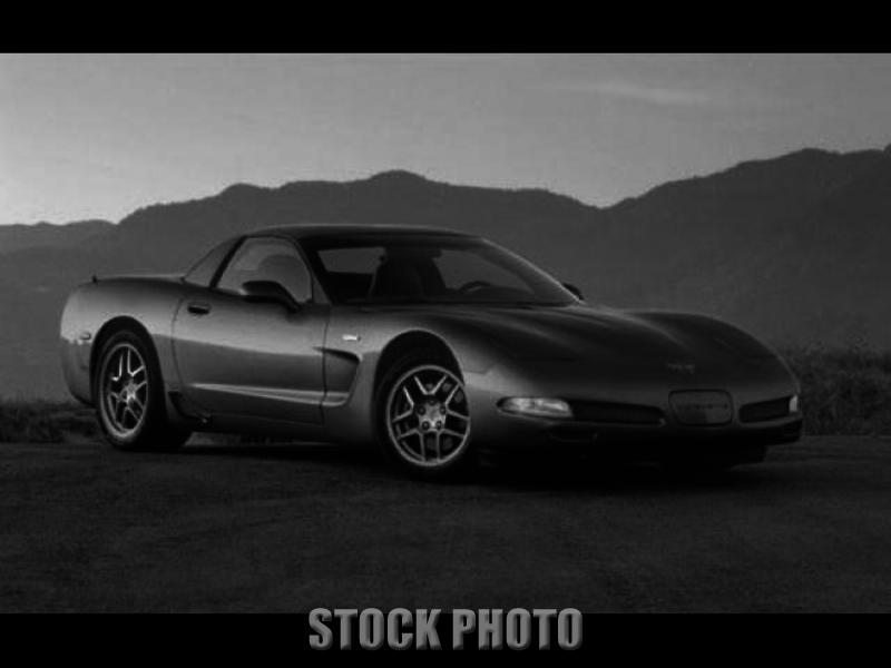 Lithia Springs Georgia 2002  Corvette