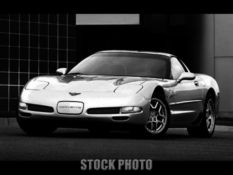 Delanco New Jersey 2003 Red Corvette