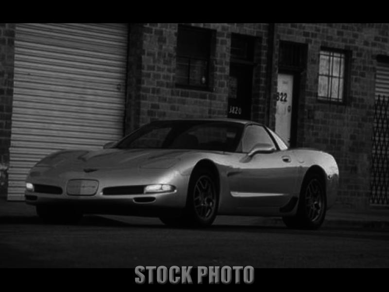 2004 Silver Chevrolet Corvette  Z06 | C5 Corvette Photo 1